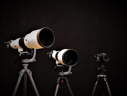 quel matériel photo avoir avec vous ?
