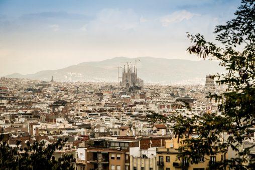 au coeur de la vieille ville a barcelone